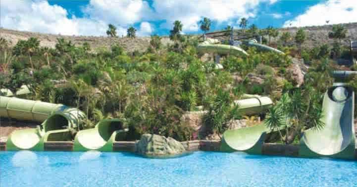 Siam Park Playa de las Americas Tenerife Europes largest theme