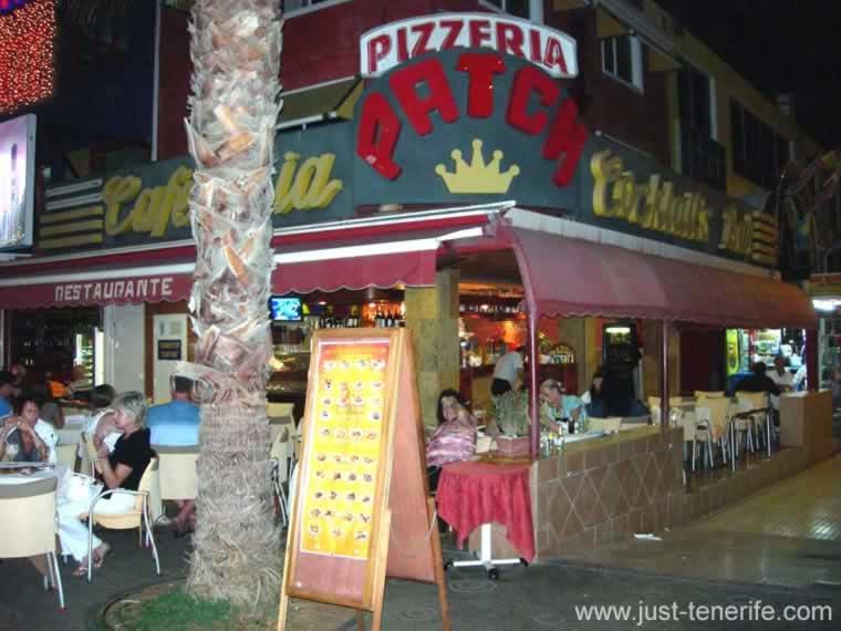 patch restaurant tenerife