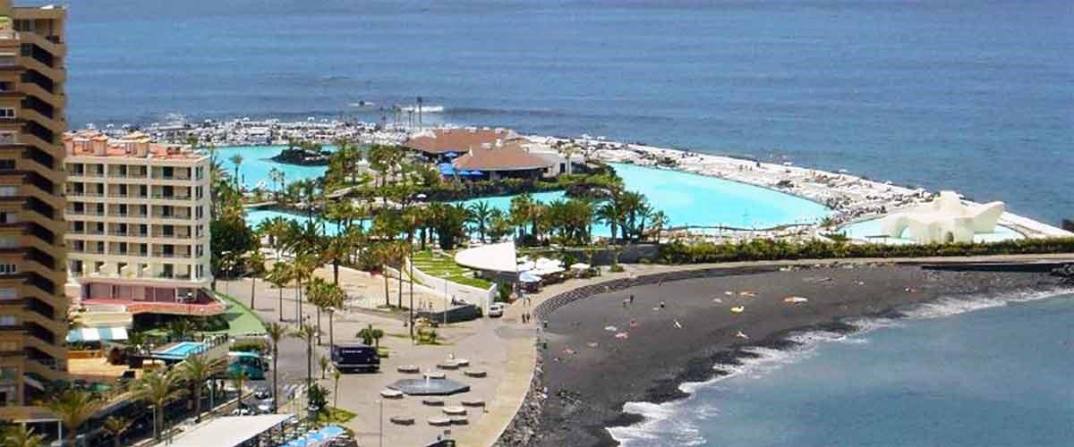 Tenerife Tourist Attractions Teide Loro Parque Aquapark Las