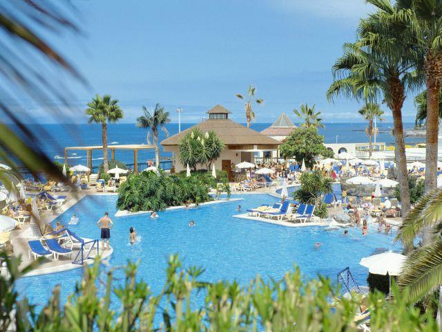 Hotel Iberostar Torviscas Playa Costa Adeje Tenerife
