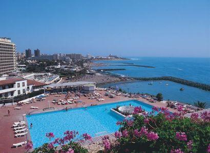 hotellet iberostar bouganville playa