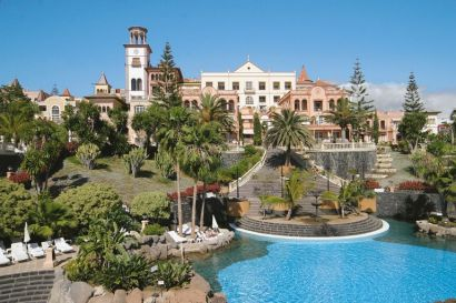 Photograph  Bahia Del Duque hotel, gardens, pool and sun terraces