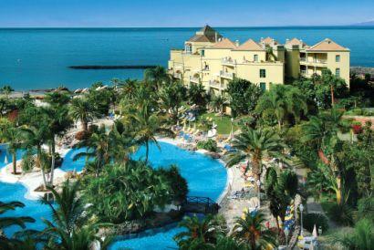 Jardines De Nivaria Hotel Fanabe Costa Adeje Tenerife