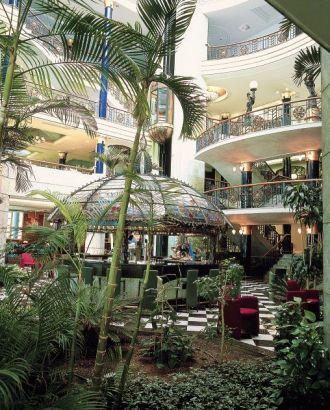 Jardines de nivaria hotel fanabe costa adeje tenerife for Jardines tenerife