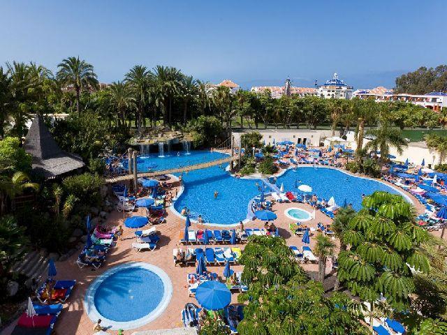 Best Tenerife Hotel Swimming Pools