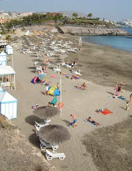 Tenerife Resorts, Los Cristianos, Playa de las Americas