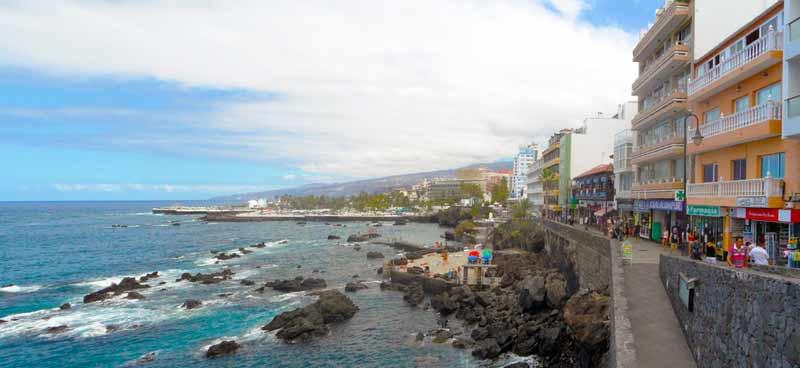 Puerto de la cruz north tenerife canary islands spain resort information and guide - Puerta de la cruz ...